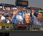 Tennessee Titans to kick off with 'the largest end zone video screens in the NFL' (Video)