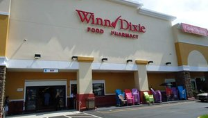 Winn-Dixie's fresh and local approach