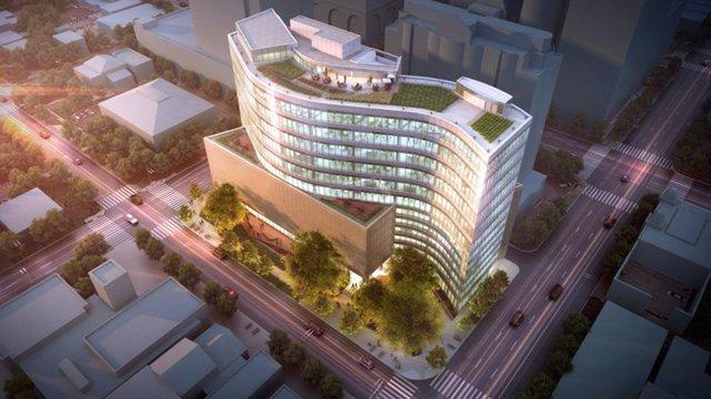 LEED gold-seeking SXSW headquarters breaks ground