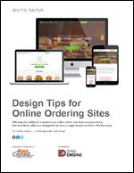 Design Tips for Online Ordering Sites