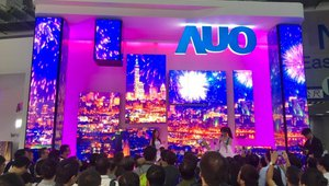 IAdea Award-Winning AnyTiles to Enable AUO's Video Wall Exhibition at Touch Taiwan 2017