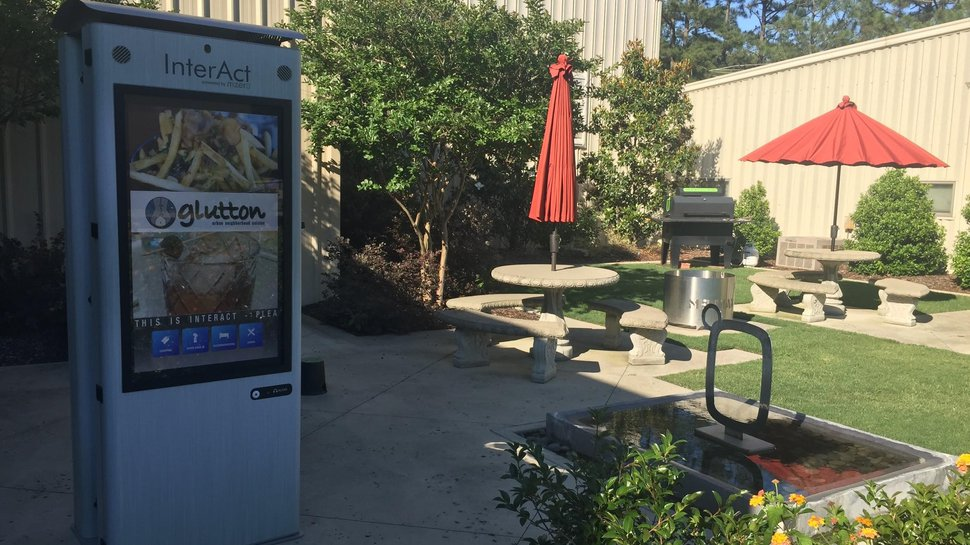 How companies are leveraging outdoor kiosks to improve the user experience