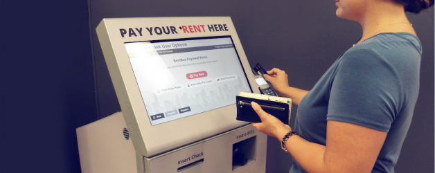Self-Service Kiosks Are Changing the Way Tenants Pay Rent