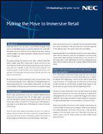 Making the Move to Immersive Retail