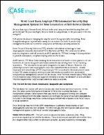 West Coast Bank Employs TSS Automated Security Key Management System