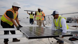 First Los Angeles Zero Net Energy Multifamily Affordable Housing Development Uses Solar Power