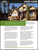 Select Replacement Windows for Durability and Energy Efficiency