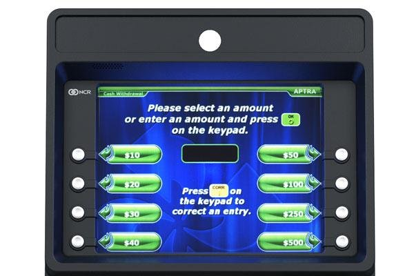 The NCR SelfServ 16 ATM | ATM Marketplace