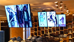 Is the proverbial 'turning the corner' here for digital signage?