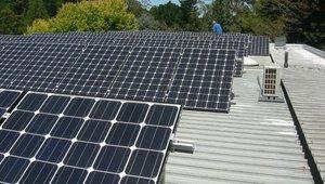 New Solar Panels Offer Sleek Residential Design