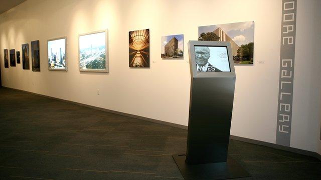 Considerations for museum kiosk design