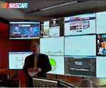 NASCAR drives branding with digital signage (Video)