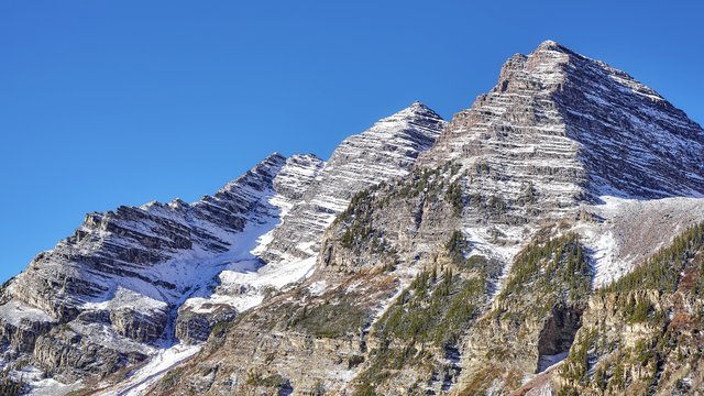 The Rocky Mountains of self service
