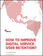 How to Improve Digital Service User Retention?