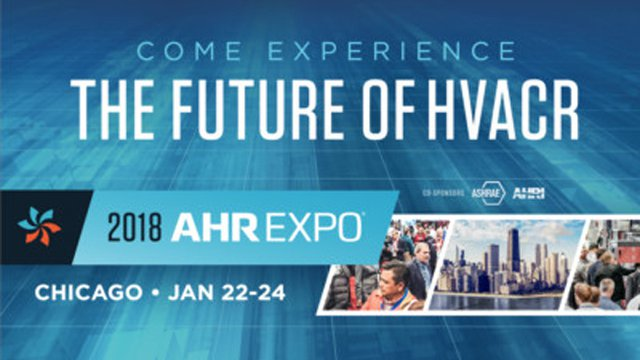 AHR Expo product brochure released