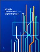 What is Content-Rich Digital Signage?