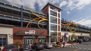 Legacy Place shopping destination, Dedham, Mass.