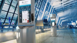 The top 5 uses for airport kiosks