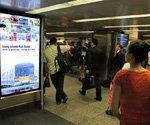 Penn Station digital signage network goes live