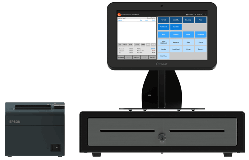 POS Hardware Options / Toast POS | Fast Casual