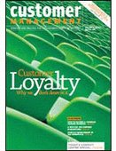 Customer loyalty: why we don't deserve it