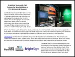 BrightSign Teams with C&G Partners for New Exhibition at 9/11 Memorial & Museum