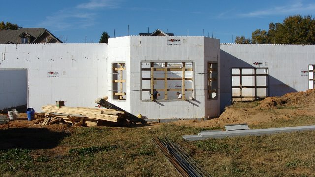 Do You Know the Benefits of an ICF Home?