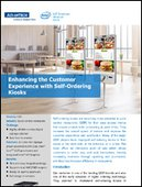 Enhancing the Customer Experience with Self-Ordering Kiosks