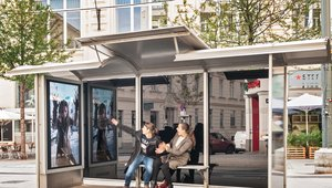 'The Walking Dead' take Vienna with augmented reality-digital signage campaign