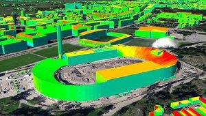 3-D models help build energy data