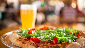 """Congratulations to Pinthouse Pizza, Winner of Escalon and Polly-O's """"Capture a Better Slice"""" Giveaway."""