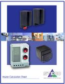 Stego Kiosk Heater Calculation Worksheet