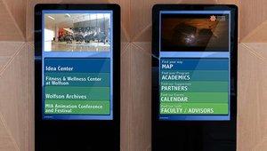 Kiosks deliver MAGIC to Miami Dade College