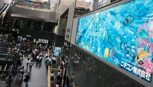 Point A to Point B: Uses of digital signage in transportation