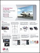 LG 55LV75A Specification Sheet