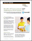 Benefits of Conversational Ordering in a POS System