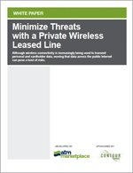 Minimize Threats with a Private Wireless Leased Line