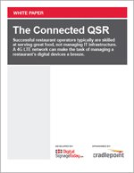 The Connected QSR