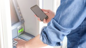 Cardless ATM transactions and the 'full monty' mobile wallet experience