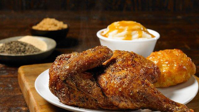 Church's 2019 sales take flight thanks to Bourbon Black Pepper Smokehouse Chicken LTO