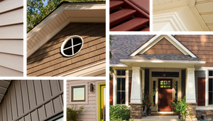 Boost your home's energy efficiency with insulated vinyl siding