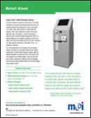 Bill payment kiosks use MEI cash acceptors