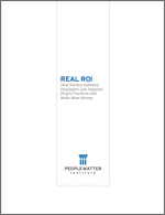 Real ROI: A Case for HR Technology in the Service Industry