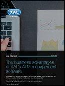 The business advantages of KAL's ATM management software