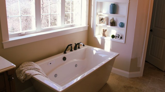 Master Bathrooms are Going High Tech