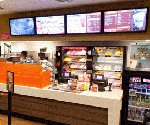 Dunkin' makin' changes with digital signage