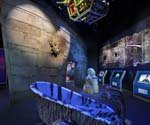 Interactive exhibit creates expedition to the Titanic (Video)