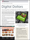 Digital Dollars: Choosing a web ordering partner & driving online sales