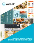 Getting the Maximum Value from your Digital Menu Boards