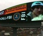 Boston bombing manhunt unfolds on digital billboards